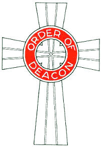 deacon badge