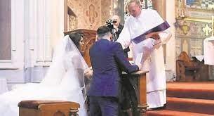 deacon wedding