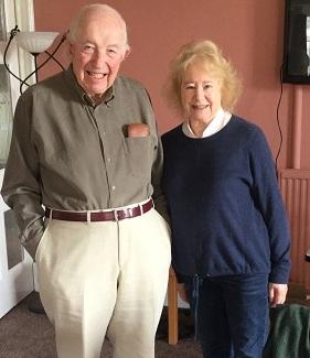 David & Susan Clark 2019