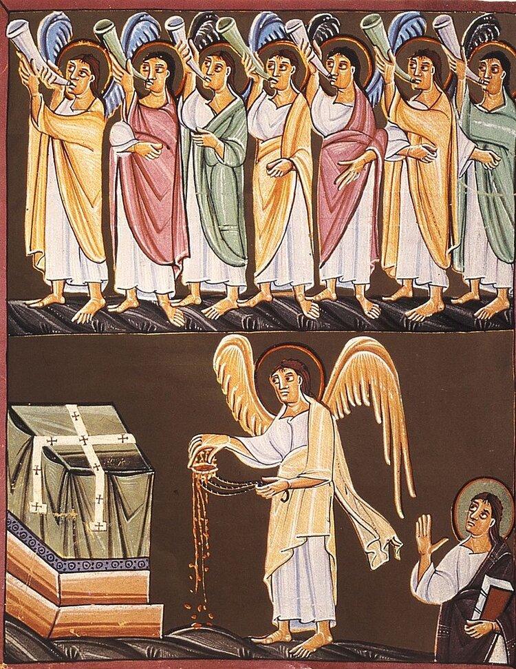 angels incense deacons