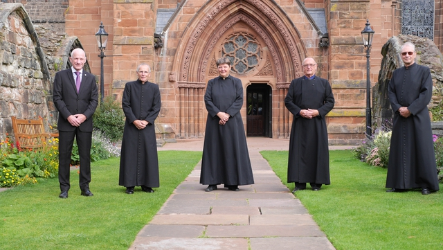 carlisle ordination